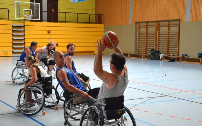 Suse's 3×3 Madness – Care Center Cup