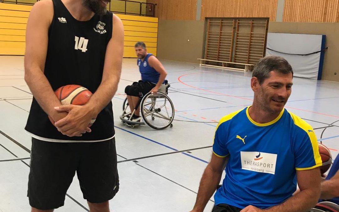 Weltmeister Henning Fritz zu Gast