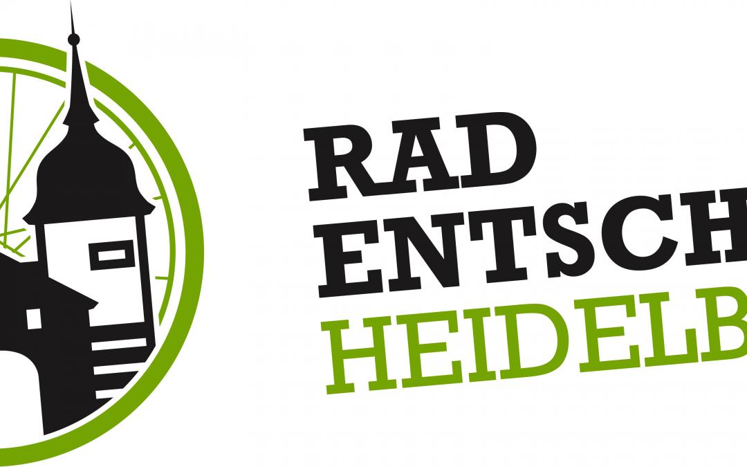 Bündnispartnerschaft mit Radentscheid Heidelberg