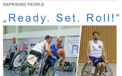SAPrising People – Markus Bucher in den SAP news