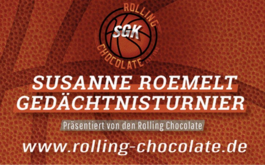 14. Susanne-Roemelt-Gedächtnisturnier powered by Wolturnus und 1. Susiturnier